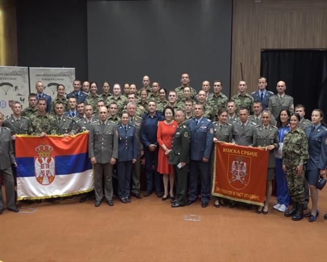 Vulin: Srpski narod i Vojska Srbije uvek idu na pobedu
