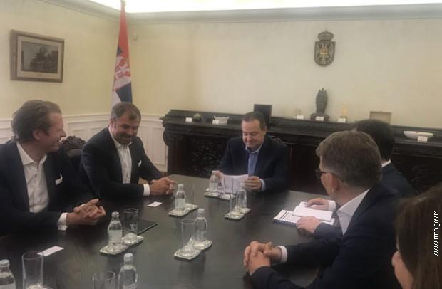 Srbija i Nemačka imaju razvijenu saradnju u svim segmentima