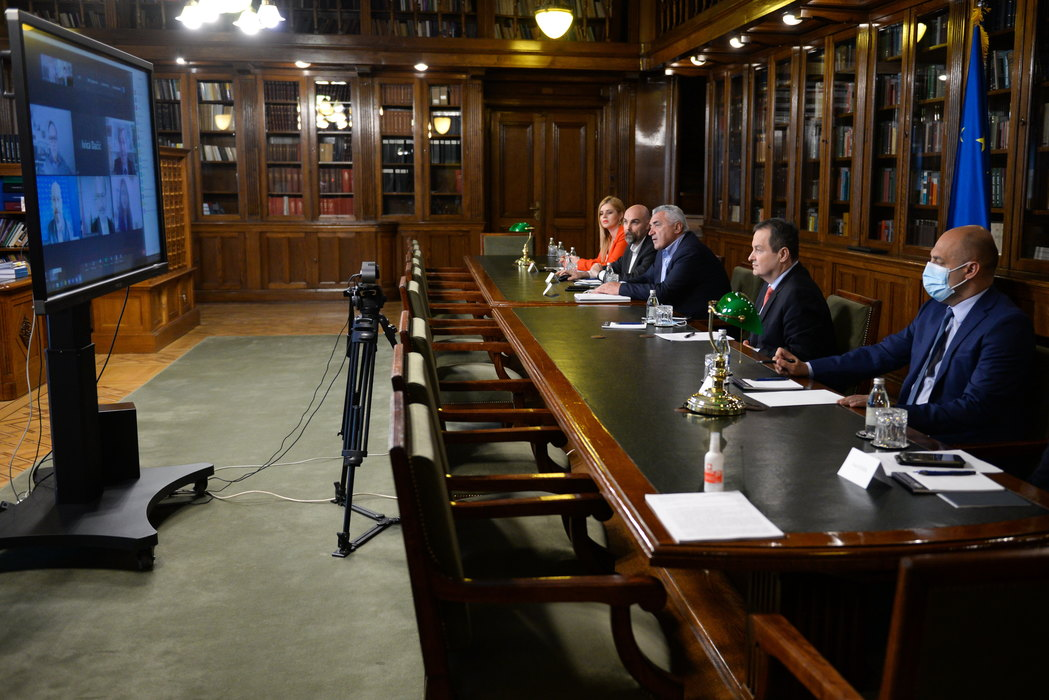 EP: Konstruktivnost predstavnika stranaka tokom konsultacija