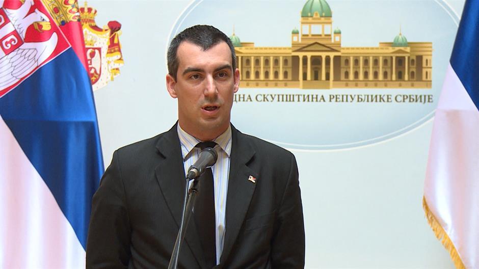 Orlić: SzS pokušava da se okoristi o bilo koju nesreću