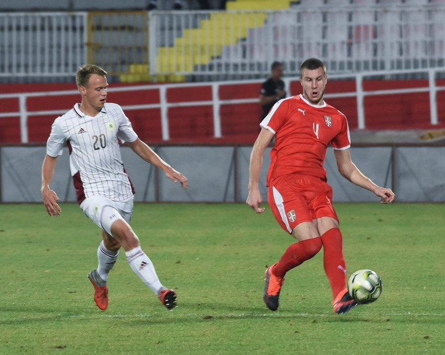 Poraz mladih fudbalera Srbije u Poljskoj