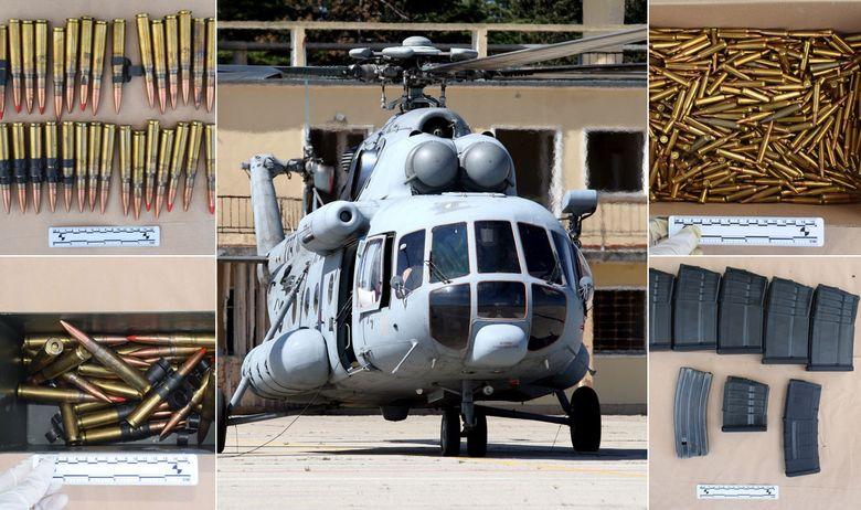 Hrvatska: Skandal u vojsci, piloti prevozili švercera oružja