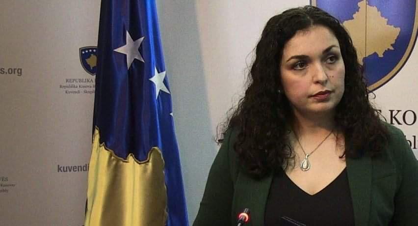 Osmani traži od Vatikana da prizna Kosova