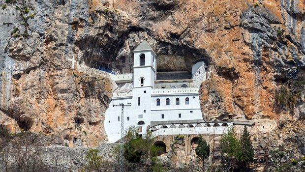Udar na SPC u Crnoj Gori;