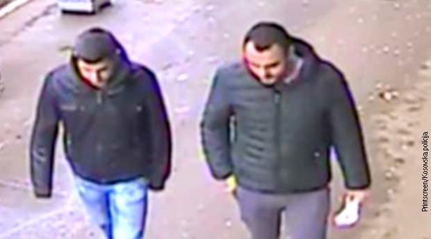 Potraga za dvema osobama zbog ubistva Olivera Ivanovića