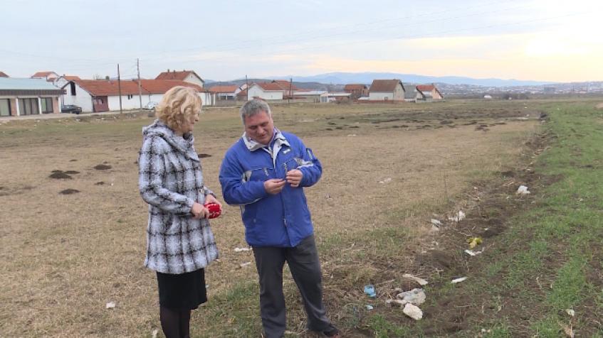 Ozimi usevi u Kosovskom Pomoravlju u lošem stanju