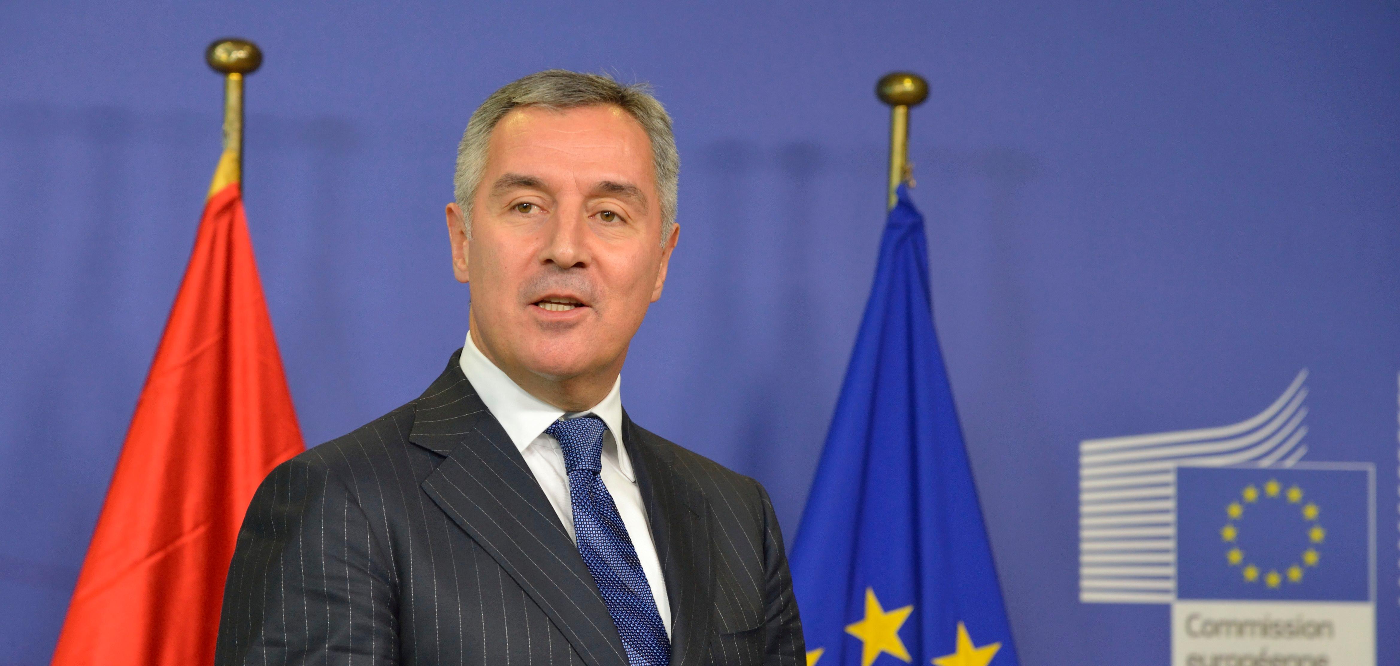Đukanović se nada proširenju EU