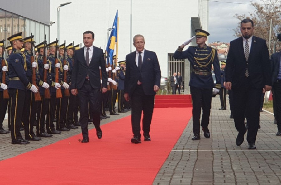 Kurti preuzeo mandat za novu Vladu Kosova