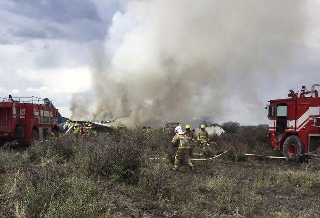 Kongo: Nekoliko ljudi poginulo u padu putničkog aviona