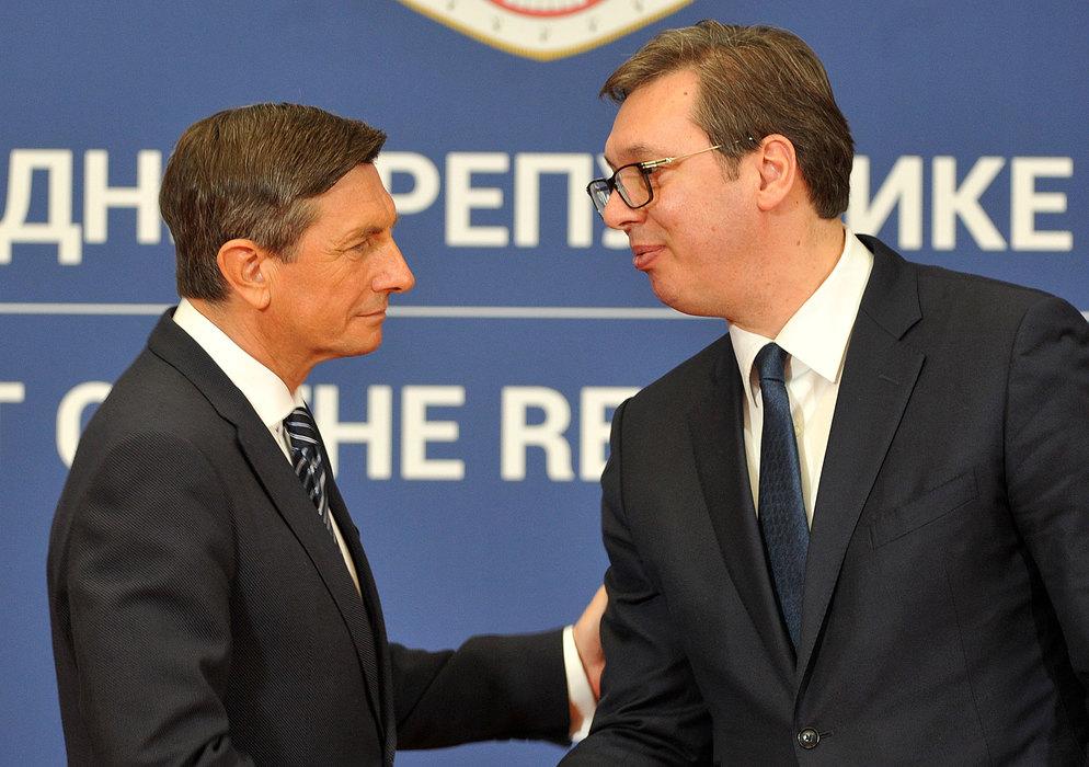 Vučić: Verujem da ćemo imati podršku Slovenije ako se dogovorimo sa Prištinom