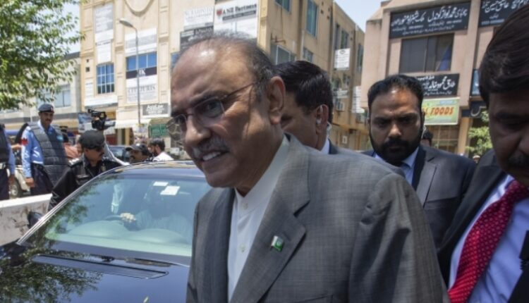 Uhapšen bivši predsednik Pakistana