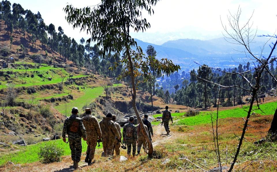 Tenzije između Pakistana i Indije rastu,manja razmena vatre