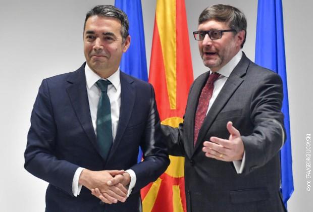 Palmer: SAD pružaju snažnu podršku Severnoj Makedoniji na evropskom putu
