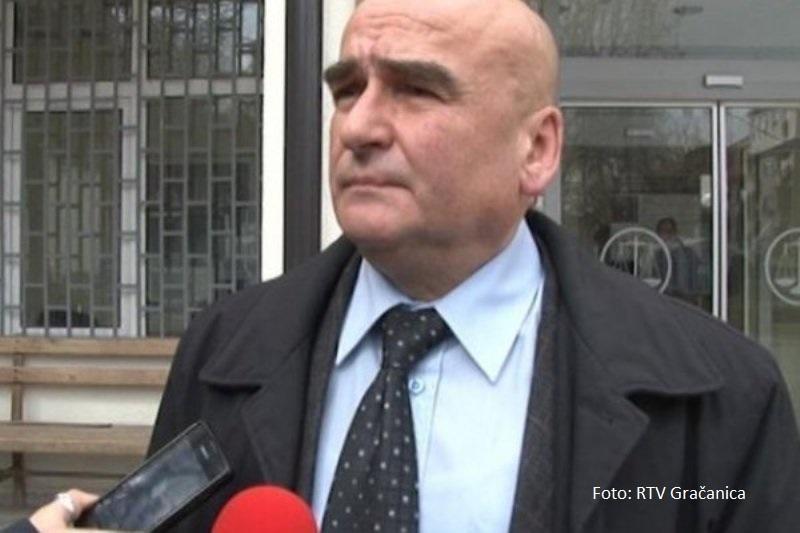 Pantović: Čekamo da se oglasi Specijalni sud za zločine pripadnika bivše OVK