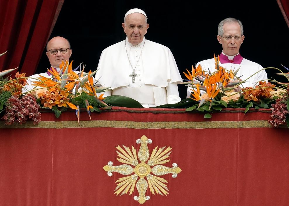 Papa osudio surove napade u Šri Lanki