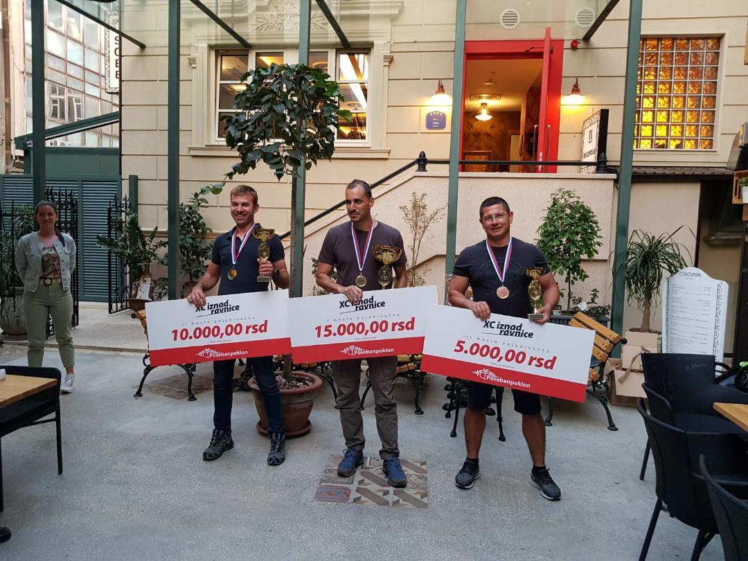 Paraglajder Dragan Martinović osvojio treće mesto na takmičenju u Novom Sadu