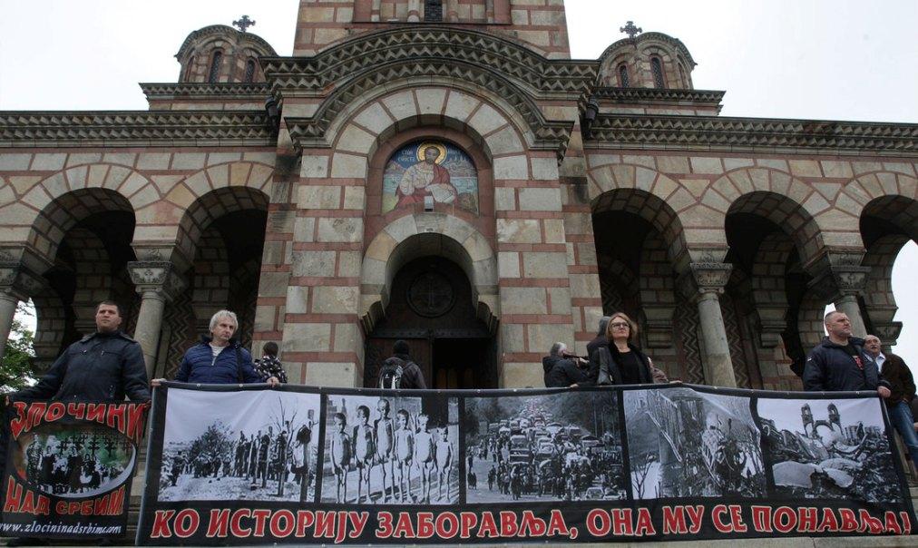 Obeležena godišnjica stradanja Srba u akciji