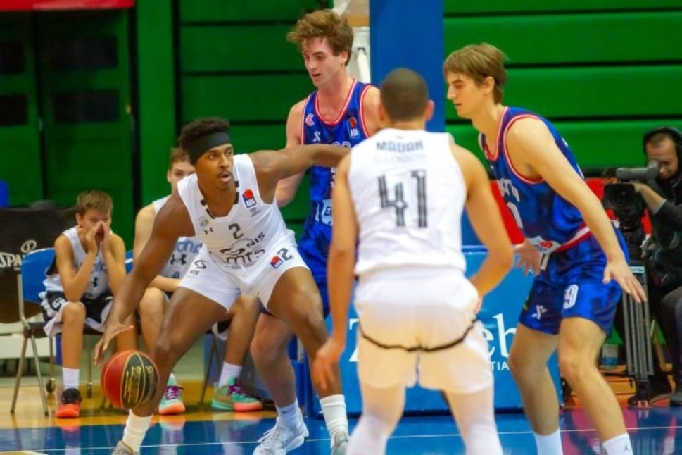 Partizan bolji od Cibone za četvrti trijumf u ABA ligi