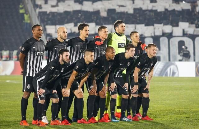 Partizan porazom do plej-ofa Lige Evrope