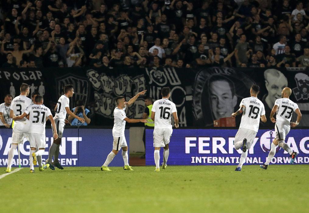 Partizan ubedljiv protiv Velšana za treće kolo kvalifikacija