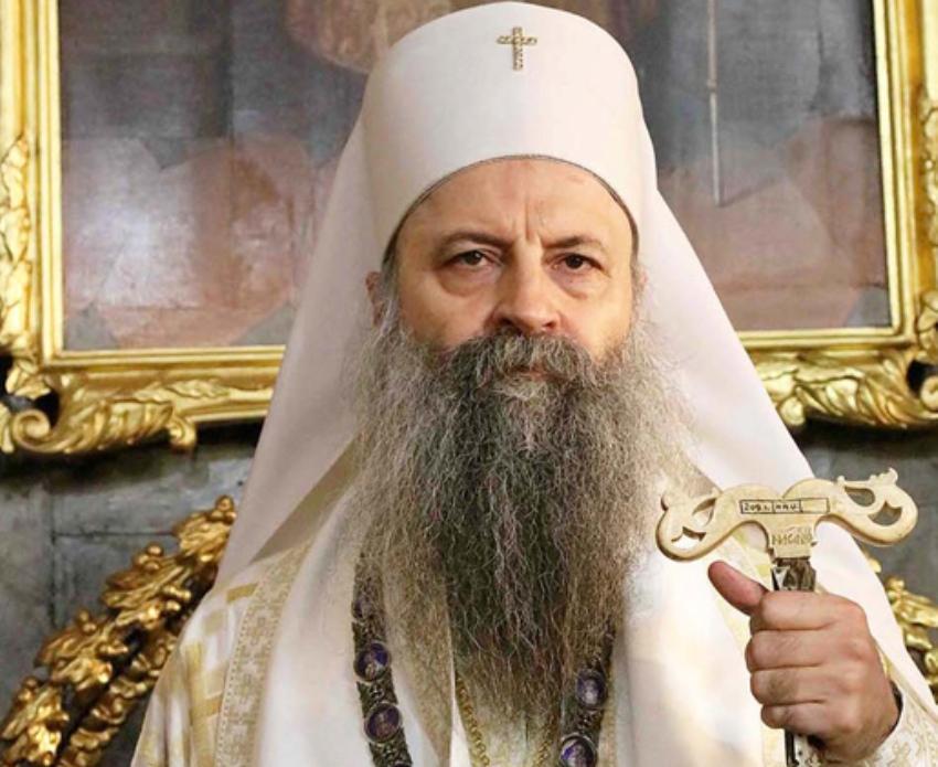 Patrijarh Porfirije sutra u poseti stradalima od potresa na Baniji
