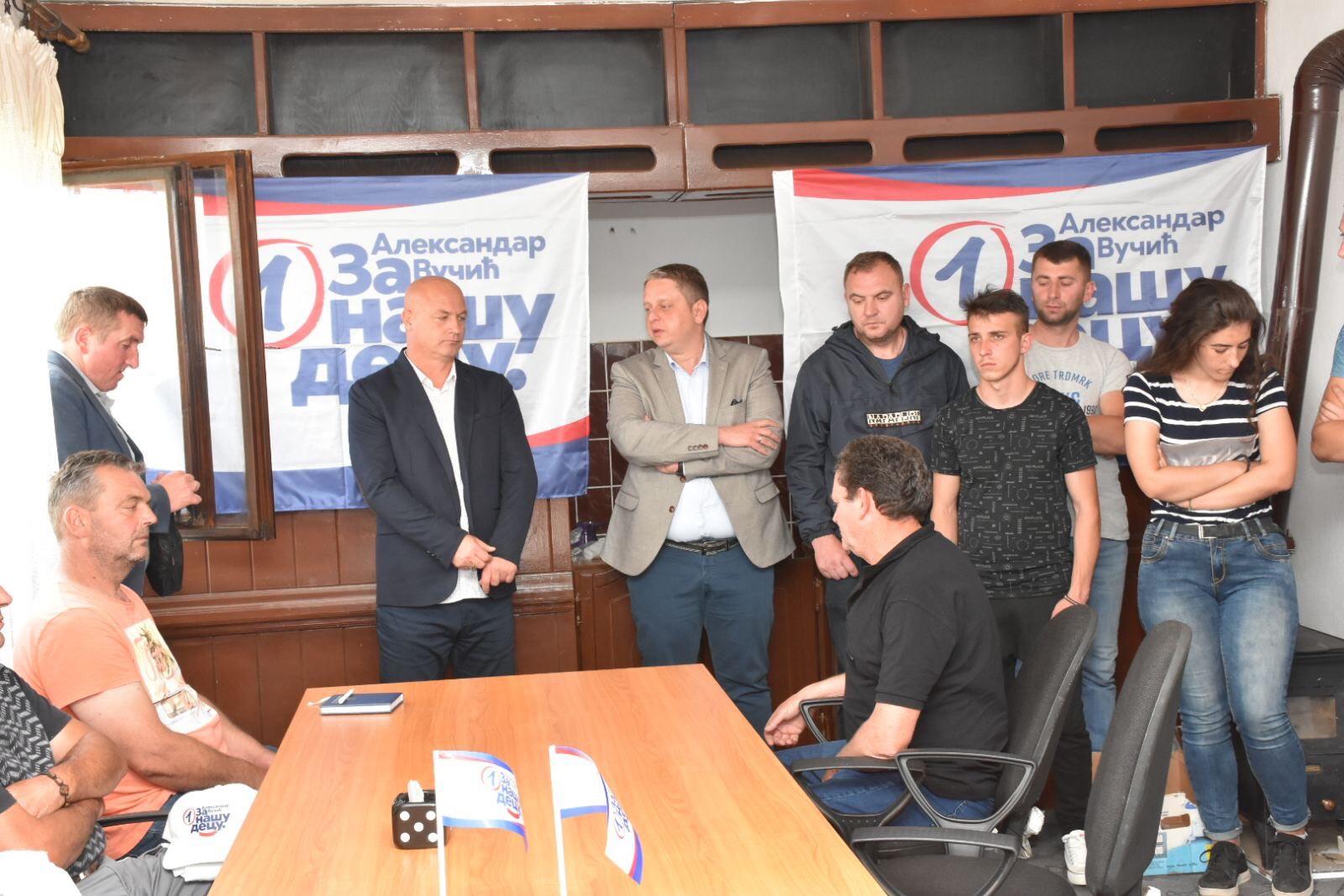 Pavićević: Kancelarija za KiM će učiniti sve kako bi srpski narod na KiM imao život kakav zaslužuje (foto)