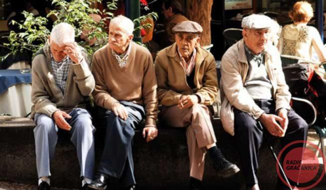 Krkobabić: Uvažavati penzionere, to su kreativni i vredni ljudi