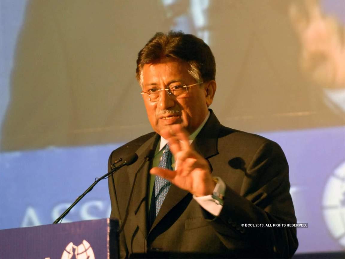 Mušaraf osuđen na smrt