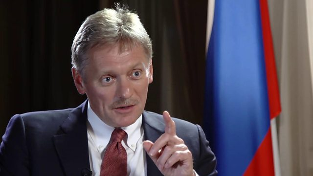 Peskov: Severni tok će biti završen bez obzira na sankcije