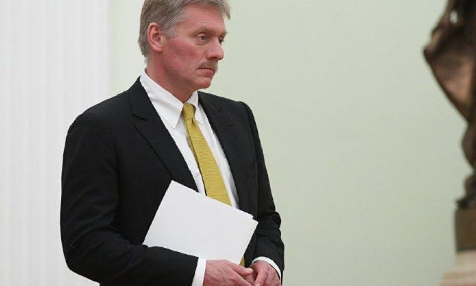 Peskov: Rusija odluku Srbije ne pripisuje pritisku zapadnih zemalja