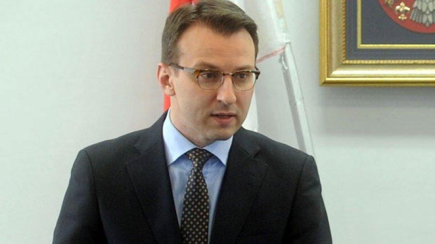 Petković: Violu fon Kramon niko nije ovlastio da se meša u dijalog Beograda i Prištine