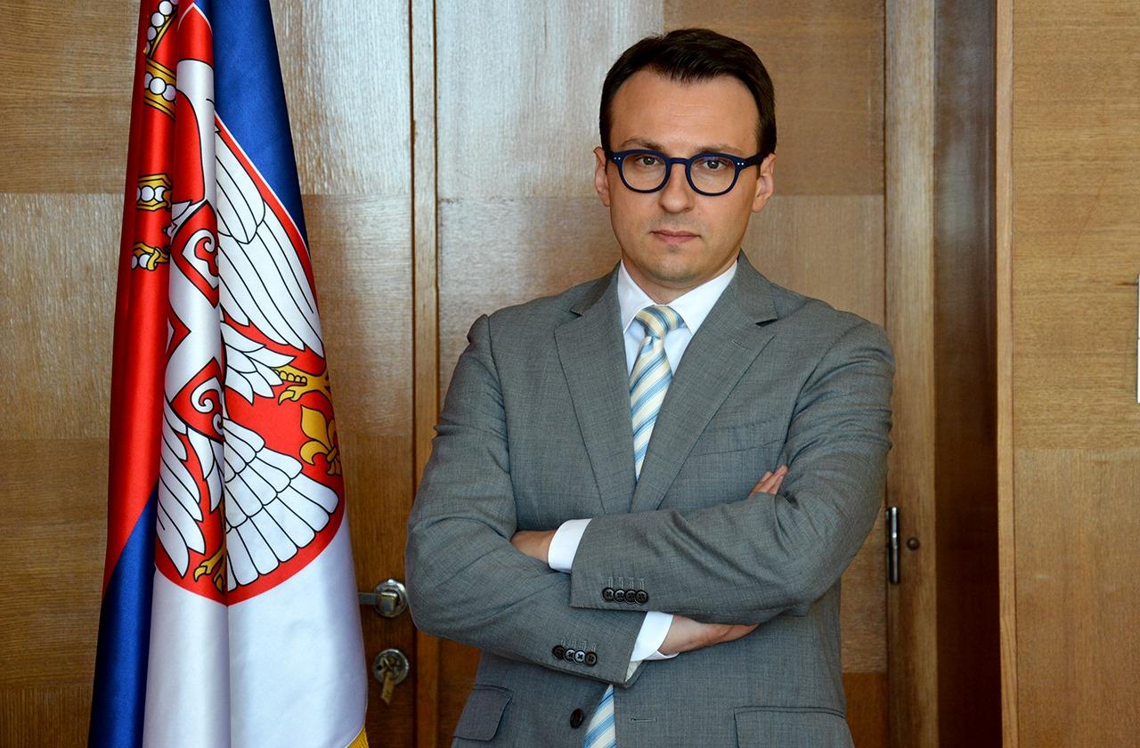 Petković: Zna se šta srpski narod na KiM misli o Borku Stefanoviću