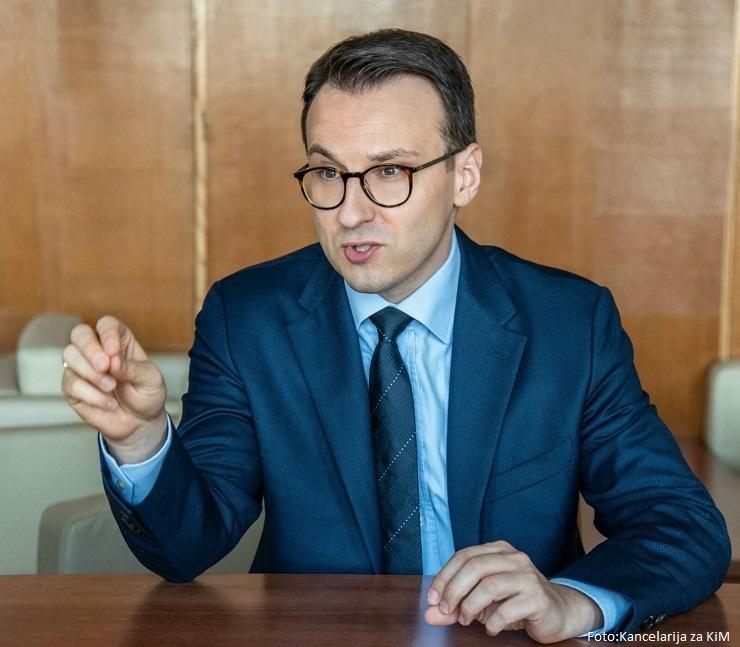Petković: Da Fon Kramon brine o Srbima osudila bi 110 etnički motivisanih napada