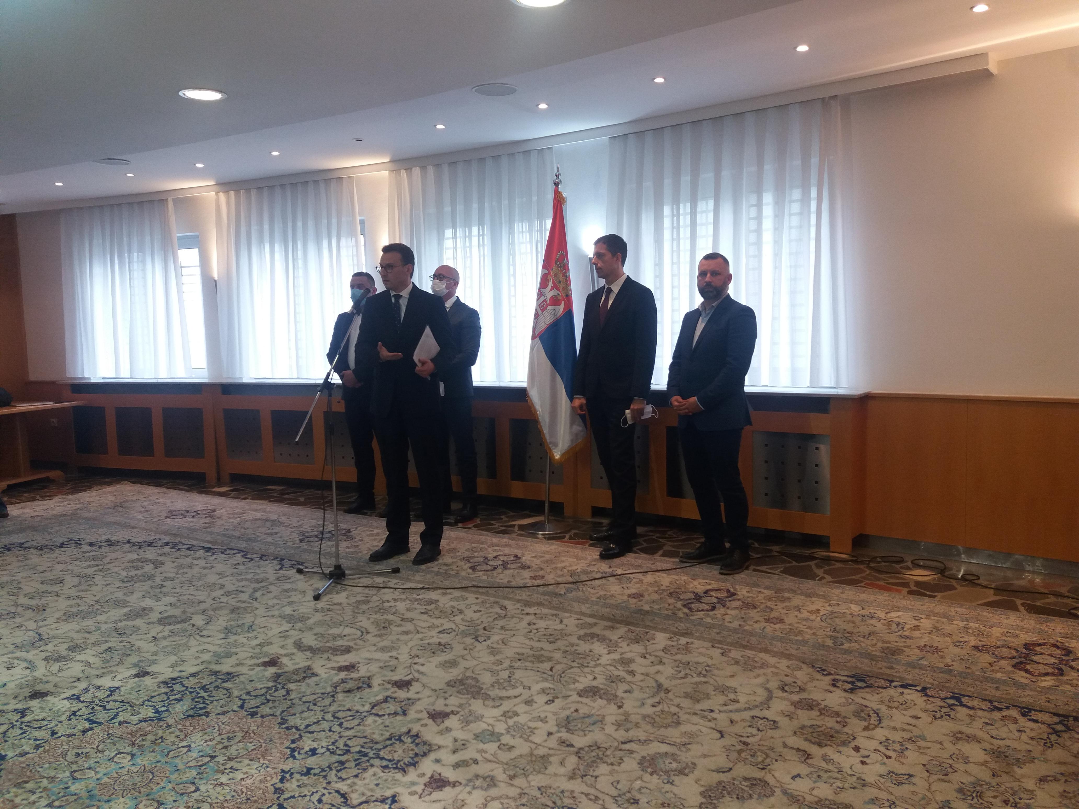 Bez Zajednice srpskih opština moguće da Srbi napuste prištinske insititucije