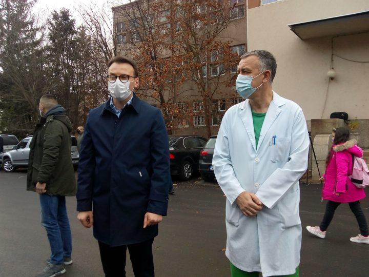 Petar Petković u dvodnevnoj poseti Kosovu i Metohiji