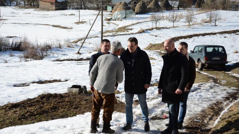 Petković: Pomoć će stići do najudaljenijih zaselaka i stanovnika u njima