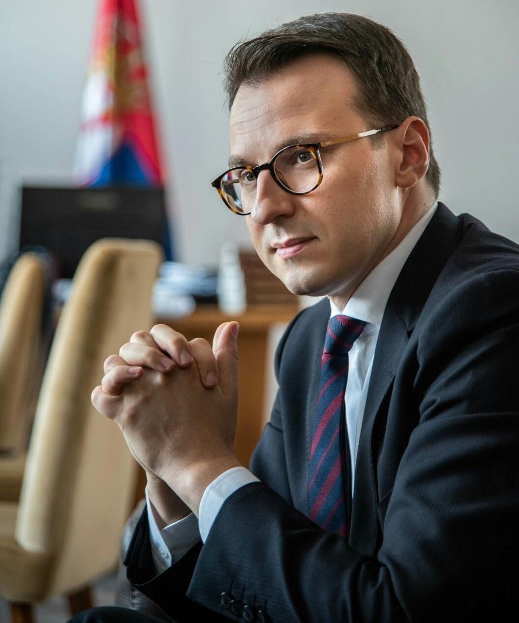 Petković uputio želje za ozdravljenje patrijarhu Irineju, u svoje i u ime srpskog naroda na KiM