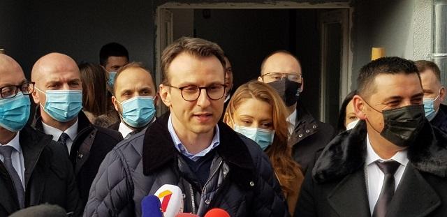 Petković sutra u poseti centralnom Kosovu i Metohiji