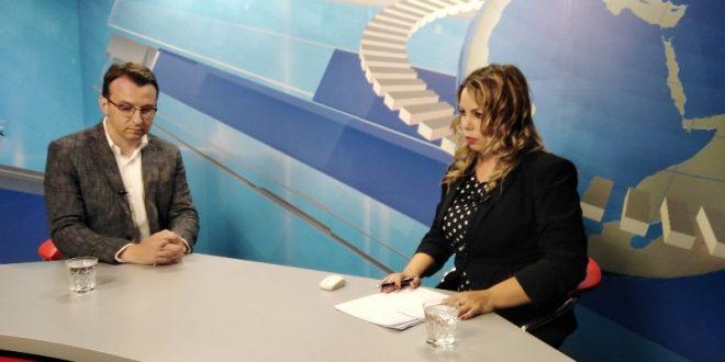 Petković u Dnevniku RTV Gračanica o poseti Kosmetu (video)