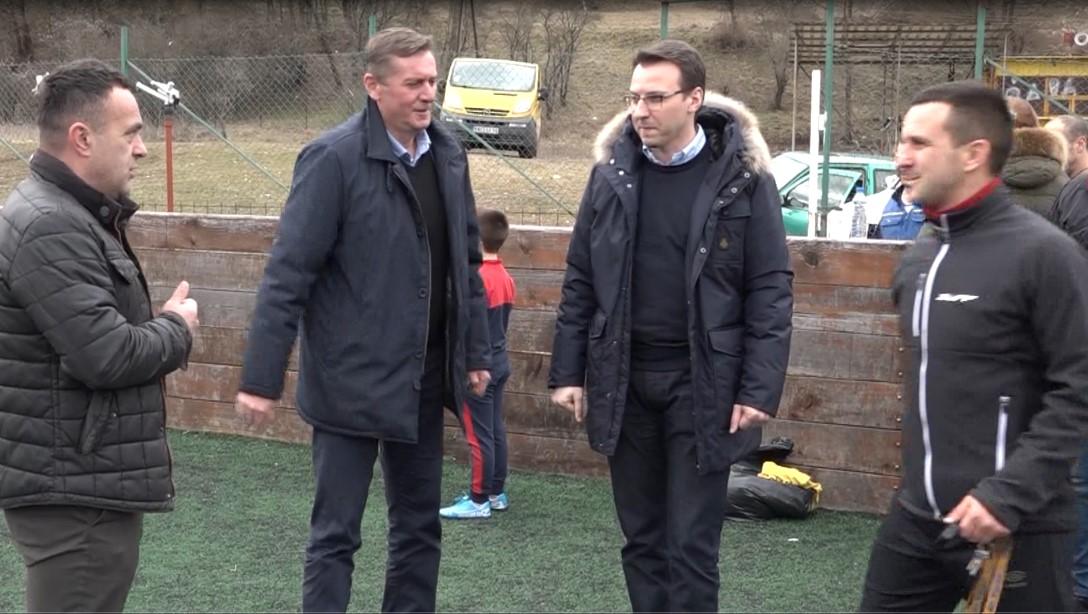 Petković i Simić u opštini Leposavić
