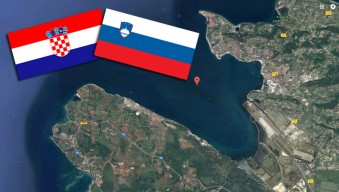 Slovenija optužuje Hrvatsku za incident u Piranskom zalivu, šalju notu