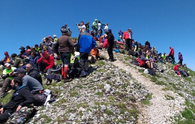 Za Vidovdan na vrhovima Šar-planine