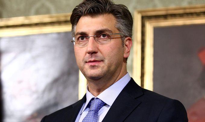 Plenković: HDZ će verovatno podržati Kitarović za drugi mandat
