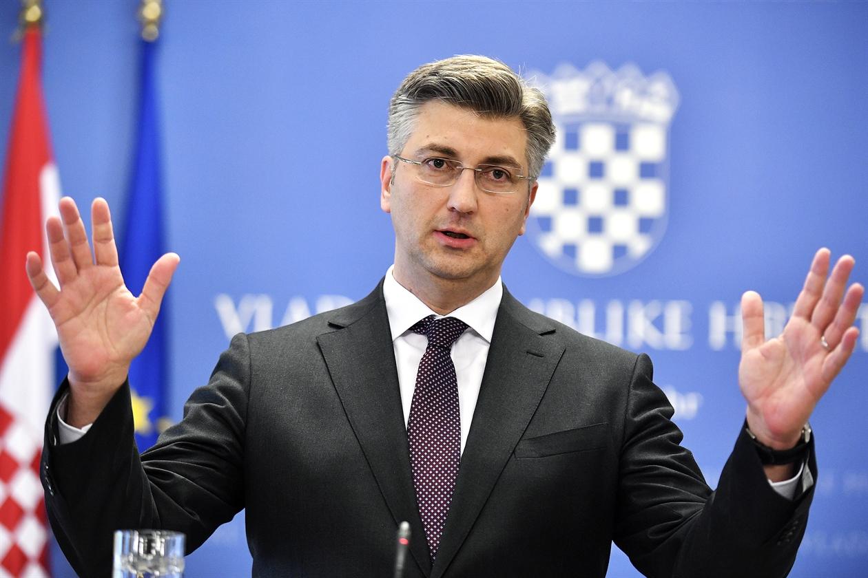Plenković: Jedna komemoracija u Jasenovcu zdrava za hrvatsko društvo