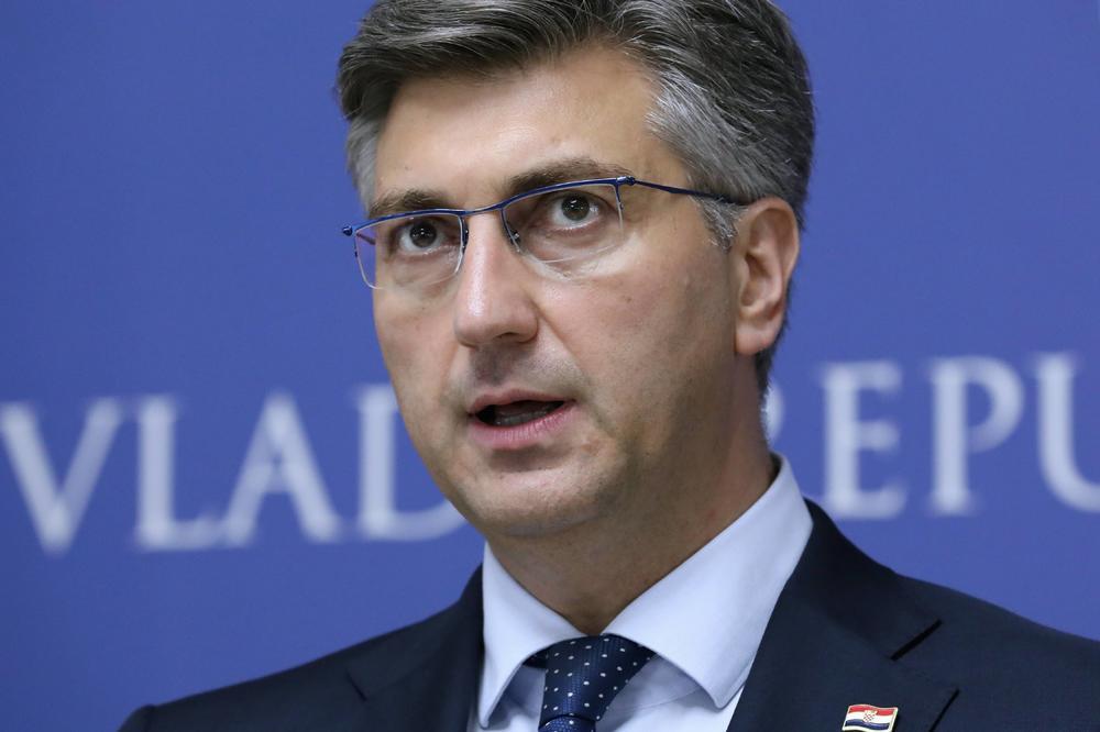 Plenković s Makronom razgovarao o proširenju EU