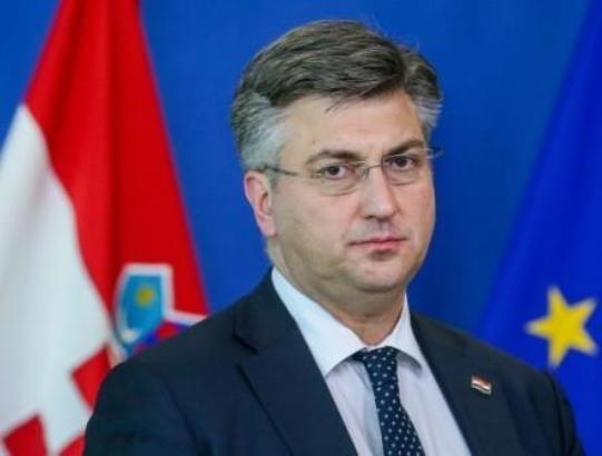 Umalo fizički obračun Plenkovića i Grmoja zbog Srbije