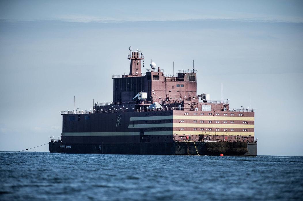 Rusija: Zaplovila prva ploveća nuklearna elektrana na svetu