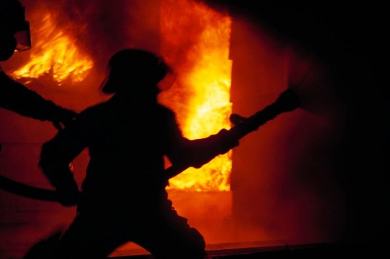 Osmoro dece povređeno u požaru u Beogradu