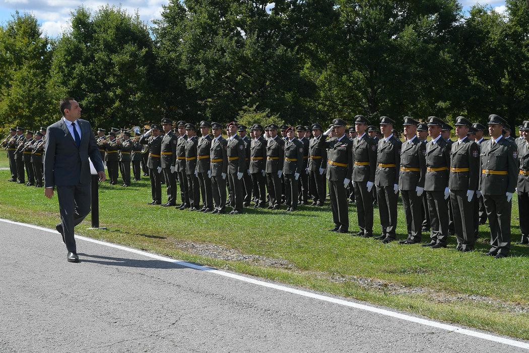 Promocija najmlađih podoficira Vojske Srbije