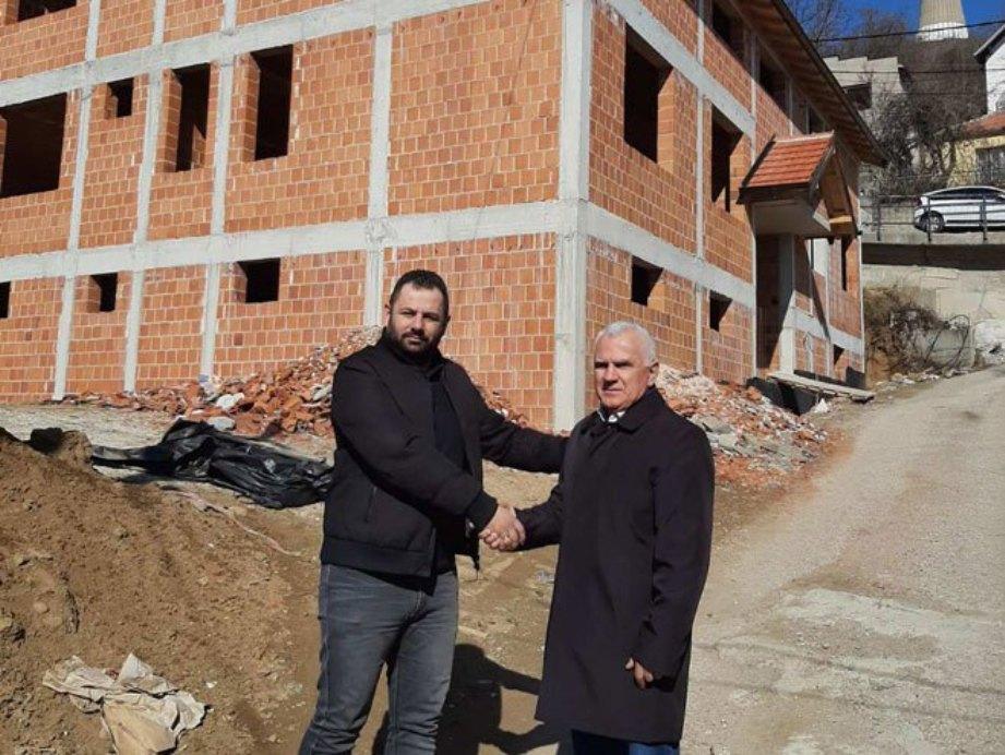 Uskoro početak druge faze gradnje Dnevnog centra u Kosovskoj Mitrovici